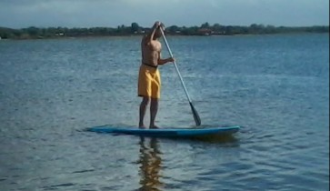 prancha de stand up paddle