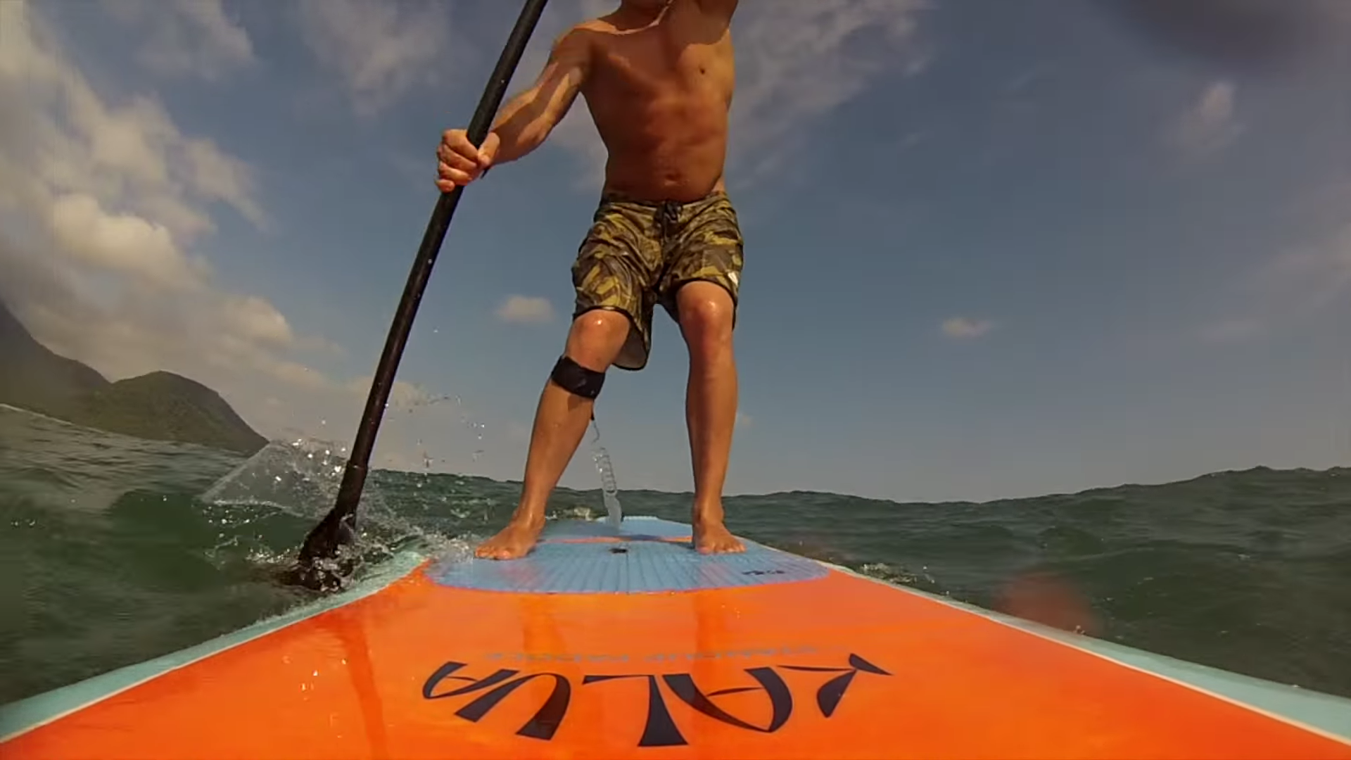 a3e0f8492 Remada no Mar de Stand Up Paddle · prancha stand up paddle