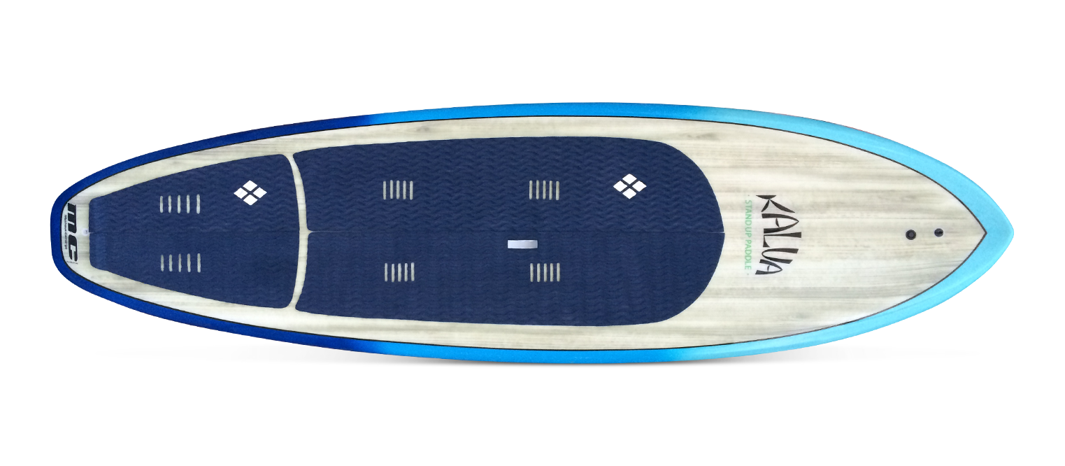9cae97004 Prancha de stand up paddle + Kit – Degradê Azul – 10 x33""